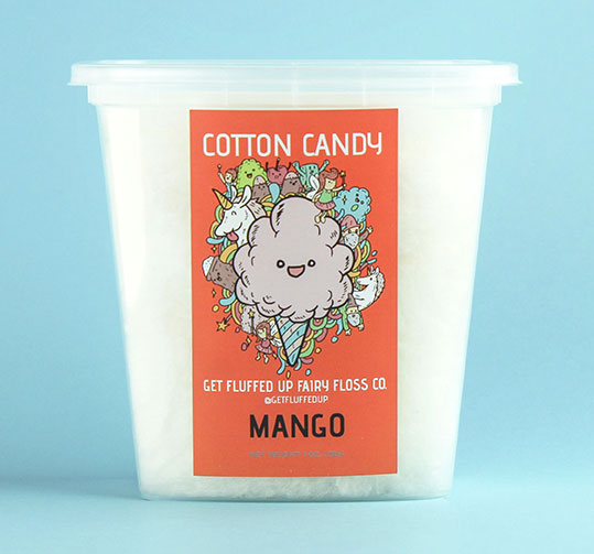 Mango Cotton Candy